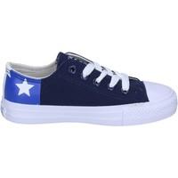 Schuhe Jungen Sneaker Beverly Hills Polo Club sneakers segeltuch blau