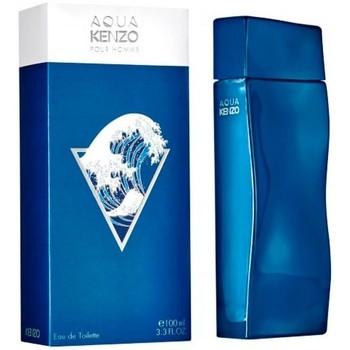 Beauty Herren Eau de parfum  Kenzo Aqua pour Homme - köln -100ml - VERDAMPFER Aqua pour Homme - cologne -100ml - spray
