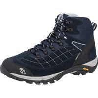 Schuhe Herren Wanderschuhe Brütting Mount Crillon High blau