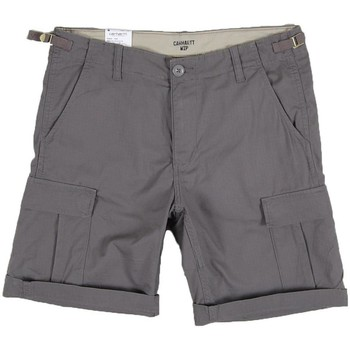 Kleidung Herren Shorts / Bermudas Carhartt AVIATION SHORT GRIGI Grau