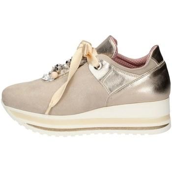 Schuhe Damen Sneaker Low Comart 1A3451 BEIGE