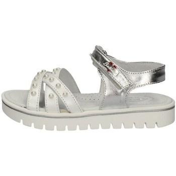 Schuhe Mädchen Sandalen / Sandaletten Balducci SELF1880 WEISS