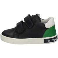Schuhe Jungen Sneaker Low Balducci MSP3302 BLUE