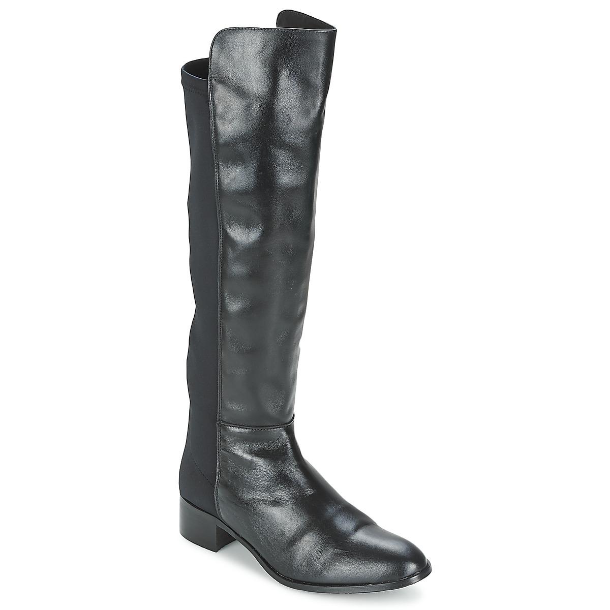 KG by Kurt Geiger WILLIAM Schwarz - Kostenloser Versand bei Spartoode ! - Schuhe Klassische Stiefel Damen 113,00 €