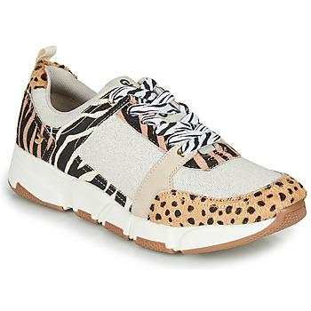 Schuhe Damen Sneaker Low Gioseppo CREAZZO Leopard