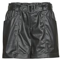 Kleidung Damen Shorts / Bermudas Liu Jo WF0104-E0392 Schwarz