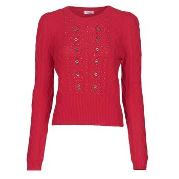 Kleidung Damen Pullover Liu Jo MF0156-MA88J Rot