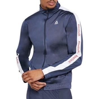 Kleidung Herren Jacken / Blazers Reebok Sport FI1941 Blau