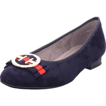 Schuhe Damen Pumps Ara PISA NAVY