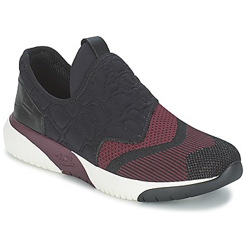 Schuhe Damen Sneaker Low Ash SODA Bordeaux