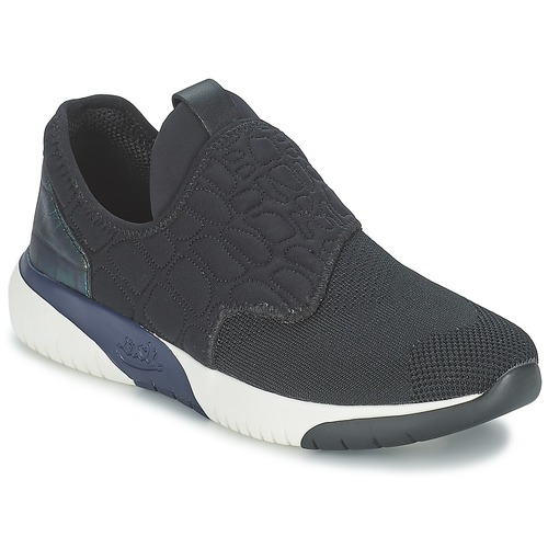 Ash SODA Schwarz / Blau  Schuhe Sneaker Low Damen 143,20
