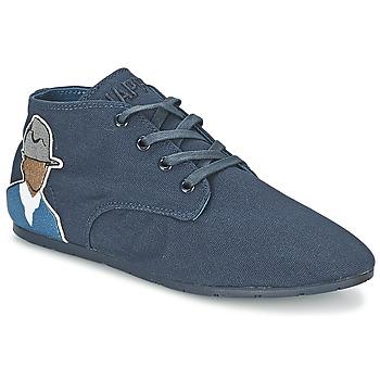 Schuhe Damen Sneaker Low Eleven Paris BASTEE Marine