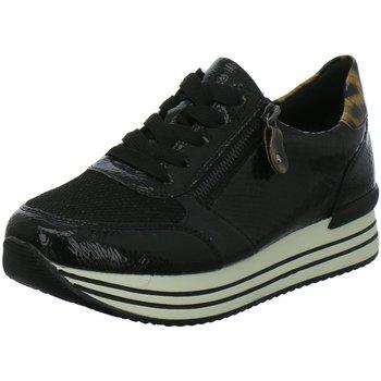 Schuhe Damen Derby-Schuhe & Richelieu Remonte Dorndorf Schnuerschuhe D1300-02 schwarz