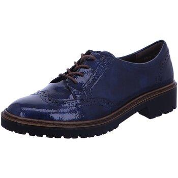 Schuhe Damen Derby-Schuhe & Richelieu Ara Schnuerschuhe RICHMOND 12-16502-85 blau