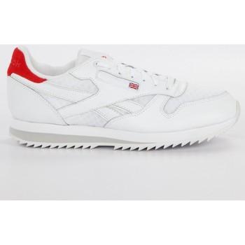 Schuhe Herren Sneaker Low Reebok Sport cl leather hc Weiss