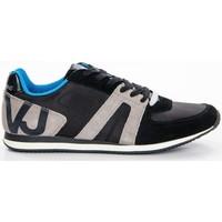 Schuhe Herren Sneaker Low Versace linea Grau