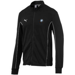 Kleidung Herren Trainingsjacken Puma bmw m motorsports slim fit Schwarz