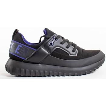 Schuhe Herren Sneaker Low Calvin Klein Jeans rex neoprene Schwarz