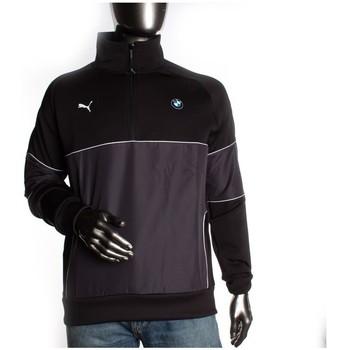 Kleidung Herren Trainingsjacken Puma bmw motosport Schwarz