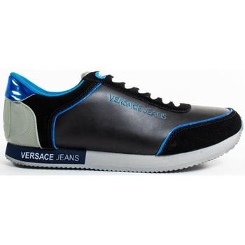 Schuhe Damen Sneaker Low Versace linea Blau