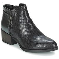 Schuhe Damen Low Boots Mjus KAKANJ Schwarz