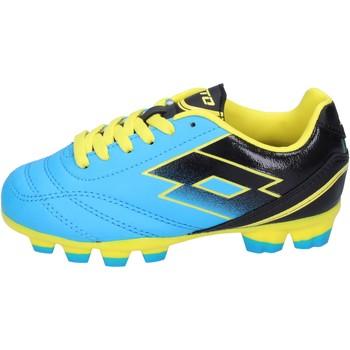 Schuhe Jungen Fußballschuhe Lotto BM774 blau