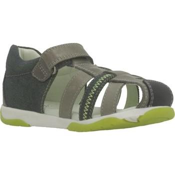 Schuhe Jungen Sandalen / Sandaletten Garvalin 202333 Blau