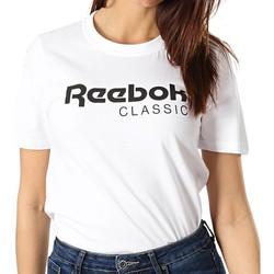 Kleidung Damen T-Shirts Reebok Sport DT7225 Weiss