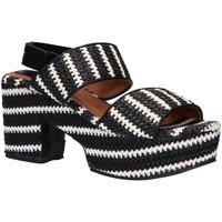 Schuhe Damen Sandalen / Sandaletten Gioseppo 44090 Negro