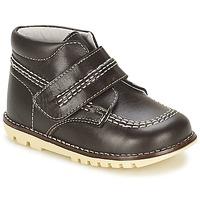 Schuhe Jungen Boots Citrouille et Compagnie MELIN Braun