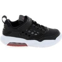 Schuhe Sneaker Nike Air Max 200 C Noir Rouge CU1060-006 Schwarz
