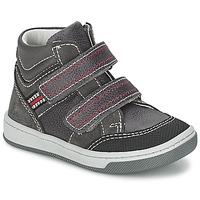 Schuhe Jungen Sneaker High Citrouille et Compagnie MONI Grau