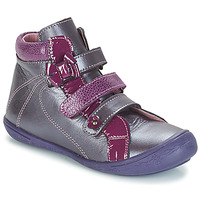 Schuhe Mädchen Sneaker High Citrouille et Compagnie FALIE Violett