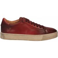Schuhe Herren Derby-Schuhe Santoni DERBY 7 OCC. FORGOOSE rosso
