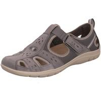 Schuhe Damen Sandalen / Sandaletten Earth Spirit Slipper 36000-19 F009 grau