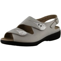 Schuhe Damen Sandalen / Sandaletten Solidus Sandaletten Lia 104 000077310440187 silber