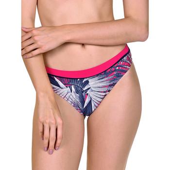 Kleidung Damen Bikini Ober- und Unterteile Lisca Buenos Aires -Badeanzug Strümpfe Zartrosa
