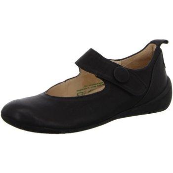 Schuhe Damen Ballerinas Think Slipper CUGAL 86844-00 schwarz