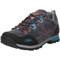 Schuhe Herren Fitness / Training Cmp F.lli Campagnolo Sportschuhe ALCOR LOW TREKKING SHOE WP 39Q4897 U423 grau