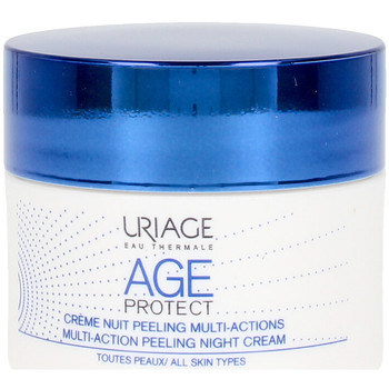 Beauty Damen Anti-Aging & Anti-Falten Produkte Uriage Age Protect Multi-action Peeling Night Cream