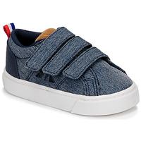Schuhe Kinder Sneaker Low Le Coq Sportif VERDON CLASSIC Blau