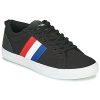 Schuhe Herren Sneaker Low Le Coq Sportif VERDON CLASSIC FLAG Schwarz