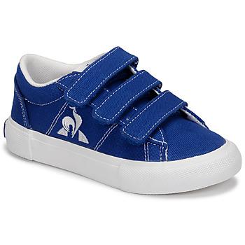 Schuhe Kinder Sneaker Low Le Coq Sportif VERDON PLUS Blau