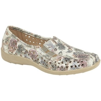 Schuhe Damen Slipper Boulevard  Multicolor