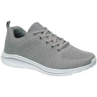 Schuhe Damen Sneaker Low Cipriata  Grau