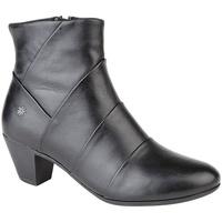 Schuhe Damen Low Boots Cipriata  Schwarz