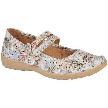 Schuhe Damen Ballerinas Boulevard  Bunt