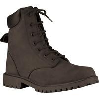Schuhe Herren Boots Dublin  Schwarz