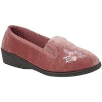 Schuhe Damen Hausschuhe Sleepers  Heather