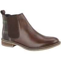 Schuhe Damen Low Boots Cipriata  Rot